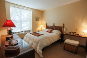 Charter Senior Living of Towson - Apartment Bedroom