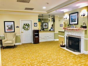 Charter Senior Living of Towson Front Entry